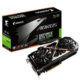 รีวิว Gigabyte AORUS GeForce GTX 1080 8G 11Gbps Graphic Card - GV-N1080AORUS-8GD - intl
