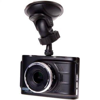 GOOD IT กล้องติดรถยนต์ FULL HD 3.0 big size screen รุ่น T612 (สีดำ)