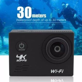 GOQ V3 SJ9000 Wifi 4K 30fps Action Sports Camera WaterproofCamcorder with Accessories - intl - 3