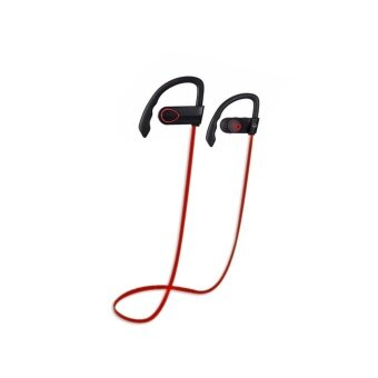 Gosport Luminous Bluetooth 4.1 Wireless Stereo Earphone Earbuds Sport Headset Headphone w/ Mic - intl