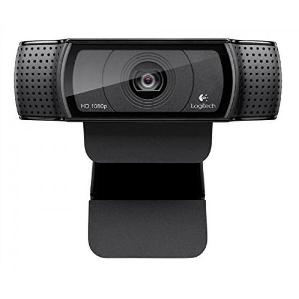 GPL/ Logitech HD Pro Webcam C920, Widescreen Video Calling and Recording, 1080p Camera, Desktop or Laptop Webcam/ship from USA - intl