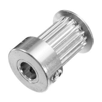 GT2 Pulley 16 Teeth 16teeth Bore 5mm tooth Timing Gear Alumium For GT2 belt Width 10mm Best Quality For 3D printer parts – Intl