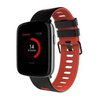 Harga GV68 Wristband Heart Rate Monitor Smart Watch Bluetooth WaterproofSports Reminder Smart Bracelet For IOS And Android - intl