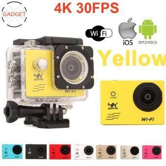 GX กล้องกันน้ำ Action CamCorder Ultra HD 4K มี WiFi