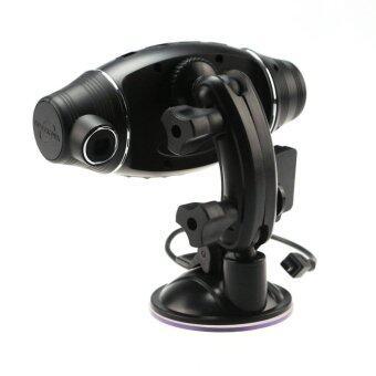 HD DVR Vehicle Blackbox DVR รุ่น GP400 กล้องติดรถยนต์ (Black) (image 1)