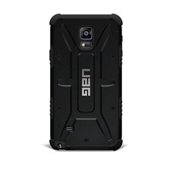 High Quality UAG Urban Armor Gear Case for Samsung Galaxy Note4(Black) - intl ...