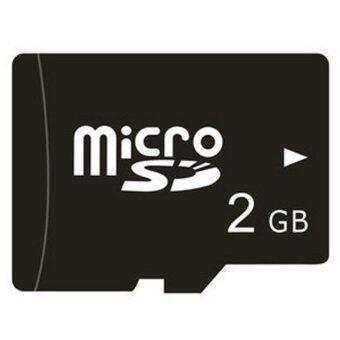High Speed Micro SD Card TF Flash Card 2GB