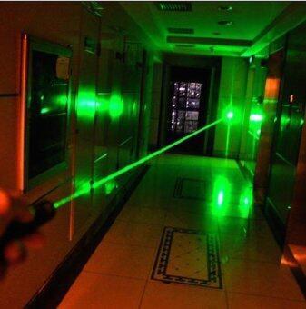 Hitech Green Laser Torch รุ่น 303 (Black) (image 1)