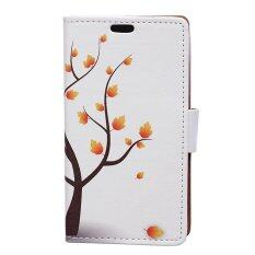 ... Lg G4 Case Intl. THB 225 Hot Colofrul Pattern Maple Card Slot Wallet PU Leather Stand Flip Case Cover