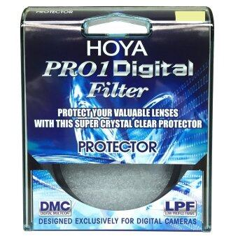 HOYA PRO1D 49 mm Protector DIGITAL Clear Filter DMC LPF - Black