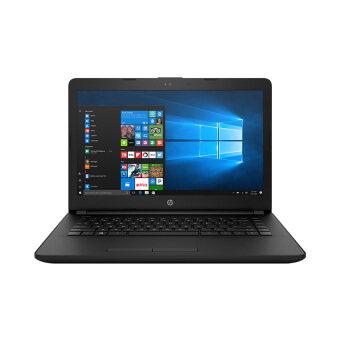 HP แล็ปท็อป รุ่น 14-bs543TU PQC N3710 4G 500G UMA W10 (สี Jet Black)