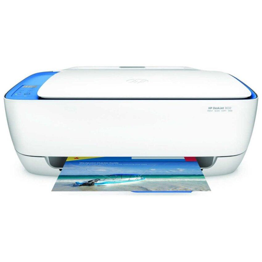 HP DeskJet Ink Advantage 3635 All-in-One Printer (F5S44B)