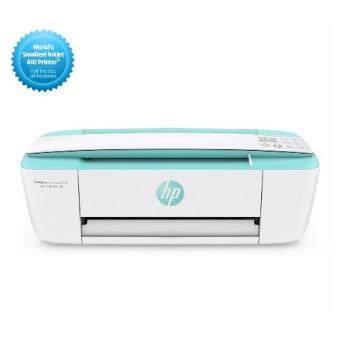 HP DeskJet Ink Advantage 3776 (HP-DJK3776)All-in-One Printer(White)