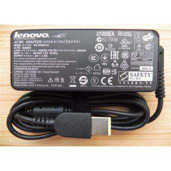 IBM/Lenovo Adapter SHARK FORCE 20V/2.25A (USB Tip) - Black