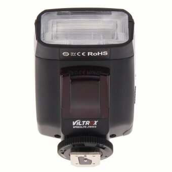 Harga Viltrox JY-610 II On-camera Speedlight Flash For Nikon Canon DSLR Camera - intl