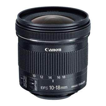 Harga Canon EF-S 10-18mm f/4.5-5.6 IS STM