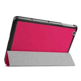 Harga dengpin PU Tablet Cover for LG GPAD 2 10.1 V940 (Red) (Intl)