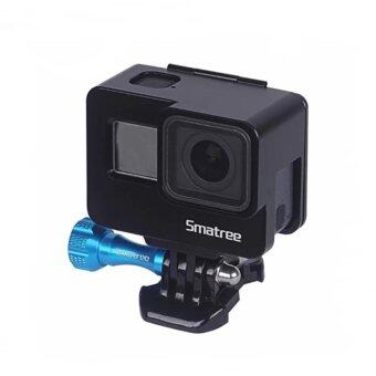 Harga Smatree Aluminum Alloy Housing Frame for GoPro 5