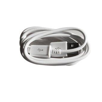 Harga Jettingbuy Micro USB Data Cable for Samsung Galaxy S2 S3 S4 HTC BlackBerry LG (White)