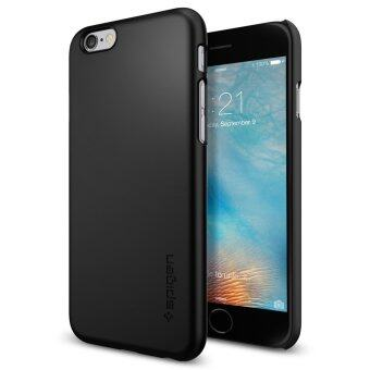 Harga SPIGEN เคส Apple iPhone 6s Plus / 6 Plus Case Thin Fit ( Black )