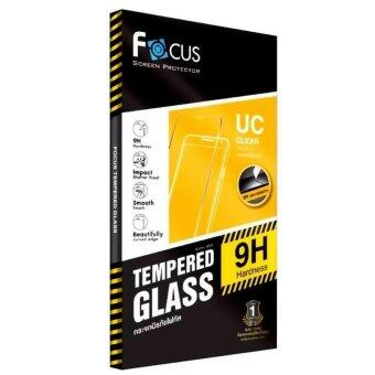 Harga Focus ฟิล์มกระจกนิรภัยโฟกัส Wiko Pulp Fab 4G (Tempered Glass)