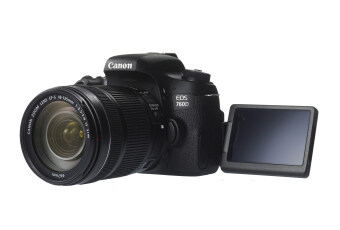 Harga Canon EOS 760D Kit 18-135 STM ประกัน EC-Mall