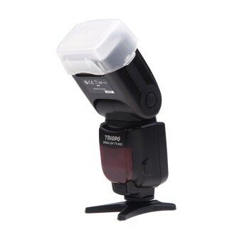 Harga TRIOPO TR-960 II Speed Light Manual Zoom for Nikon Canon Pentax DSLR Camera - intl