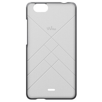 Harga Wiko CASE JETLINES PULP FAB 4G (WHITE)