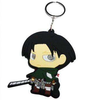 Harga Aukey No Kyojin Attack On Titan Rivaille Key Ring Chain