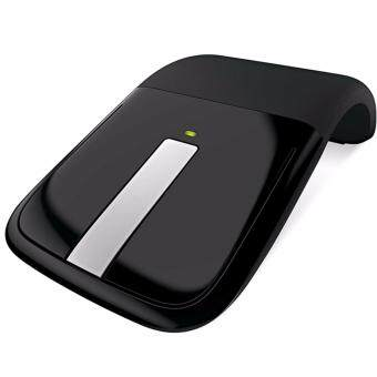 Harga Microsoft Arc Touch Mouse Black 2 buttons touch wheel (↕ to scroll)Arc Touch Bluetooth - intl