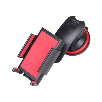 Harga i-Unique ขาจับมือถือในรถยนต์ In Car Universal Mount For Smartphone RoHS - Red