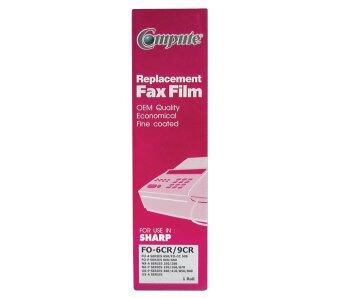 Harga Compute SHARP FAX FILM รุ่น FO-6CR/9CR
