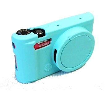 Harga Soft Silicone Rubber Camera Case for casio Ex-zr5500 zr5000 zr3600 zr3500 - intl