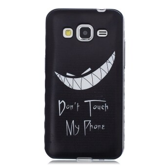 Harga Soft TPU Cover Case for Samsung Galaxy Core Prime / Galaxy Prevail LTE (SM-G360) - intl