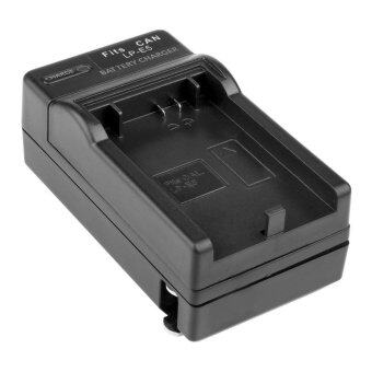 Harga LP-E5 Battery Charger LC-E5 fit CANON EOS 450D 500D 1000D Rebel XSi XS T1 AC - intl
