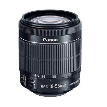 Harga Lens Canon 18-55 mm.IS STM