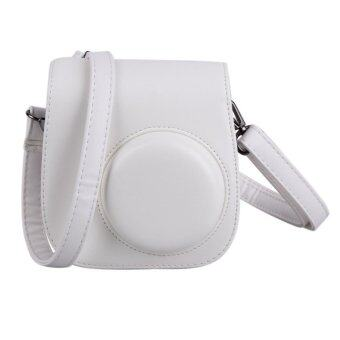 Harga Camera Strap Bag Pouch Protector For Polaroid Photo Camera (White) - intl