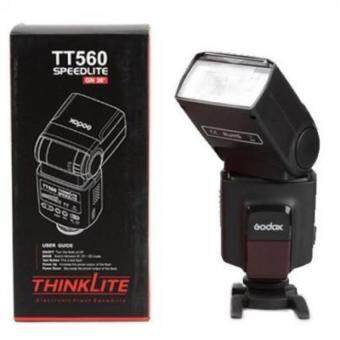 Harga Godox TT560 Speedlite Flash Light for Canon Nikon Pentax Olympus Camera DS