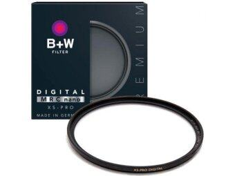 Harga B+W 49mm XS-PRO CLR MRC-NANO FILTER 49 MM B+W NANO CLEAR 49mm