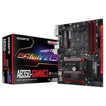 Harga GIGABYTE M/B - MAIN/MOTHER BOARD SOCKET AM4 AB350 GAMING3