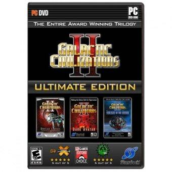 Harga GAMES Galactic Civilizations II Ultimate Edition (PC)