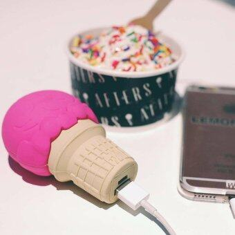 Harga AKI Ice cream power bank 2,600 mAh