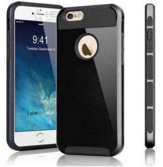 Harga Case Cover for Apple iPhone5c Hard Plastic Back Cover i5 i6 i7 Mobile Phone Case(Black) - intl