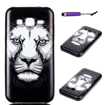 Harga Moonmini Light TPU Soft Case for Samsung Galaxy J2 - Lion