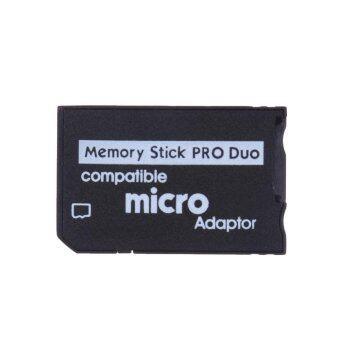 Harga Mini Memory Stick Pro Duo Card Reader Micro SD TF to MS Card Adapter - intl