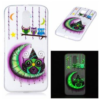 Harga TPU Shine Phone Cover Case for Motorola Moto G4 / G4 Plus (Multicolor) - intl