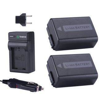 Harga Smatree Replacement Battery (2-Pack) and Battery Charger for Sony NP-FW50