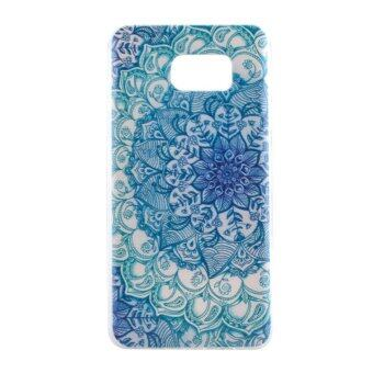 Harga Soft TPU Cover Case for Samsung Galaxy Note 5 (Mandala) - intl