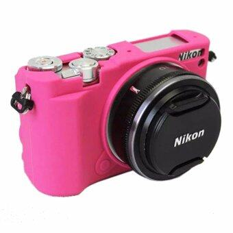 Harga Soft Silicone Rubber Camera Case for Nikon J5 - intl