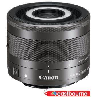 Harga Canon EF-M28mm. f/3.5 Macro IS STM